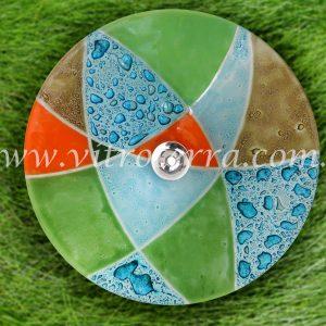 Bacha circular de vidrio Australia