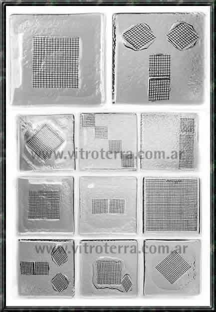 Guardas de vidrio serie Loft