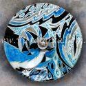 Bacha circular de vidrio Albatros