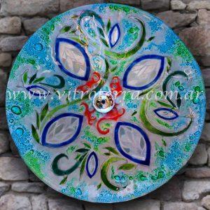 Bacha circular de vidrio Algeciras